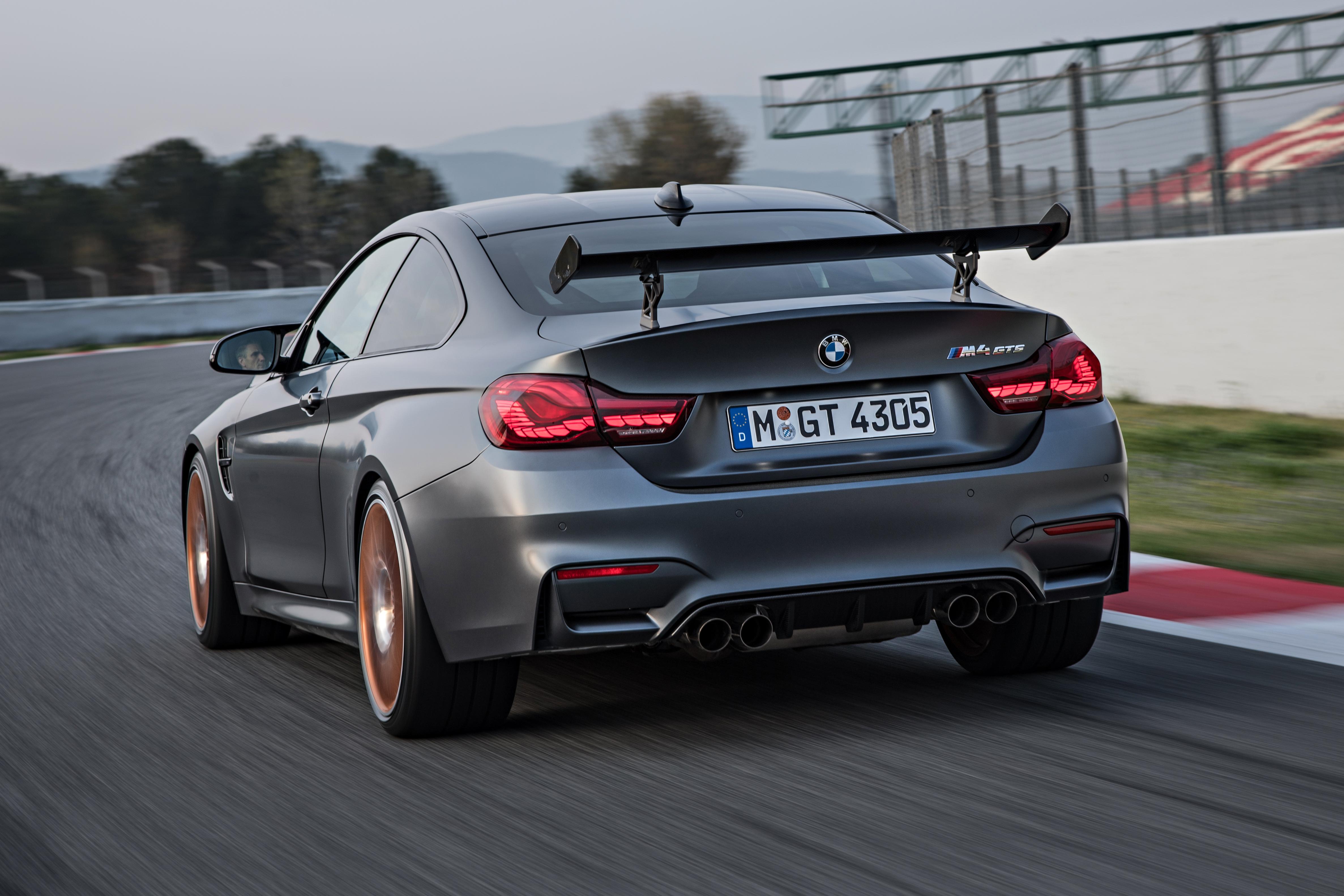 Idea Getin Bank Kierowcy Czytelnia Newsy BMW M4 GTS bardziej